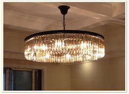 Country Style Chandelier Ls American Country Style K9 Lights Chandelier
