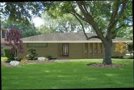 Landscaping For Curb Appeal - dressing the ranch curb appeal advice for ranch style houses