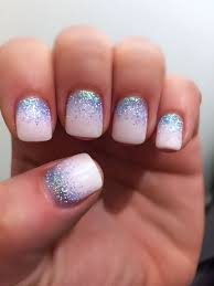 best 25 pink sparkle nails ideas on pinterest sparkly nails