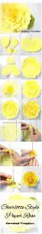 best 25 paper flower templates ideas on pinterest paper flowers