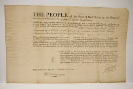 thanksgiving proclamation 1789 hall of governors hallofgovernors ny gov