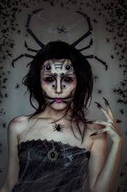 Good Makeup Ideas For Halloween by Best 25 Spider Makeup Ideas On Pinterest Spider Web Makeup