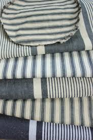best 25 ticking fabric ideas on pinterest ticking stripe