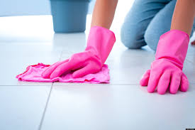 spring cleaning how many calories do you burn doing chores