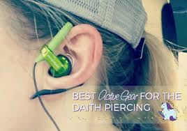 awesome cartilage earrings i tried the daith piercing for migraines a magical mess