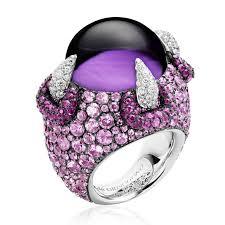 amethyst engagement rings engagement rings stunning engagement rings purple natural