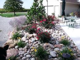 How To Make Rock Garden River Rock Garden Rock Garden Bed River Rock Garden Bed Photo 6