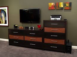 Bedroom Dresser Set And Fred Studios Contemporary Dresser Set With Concave