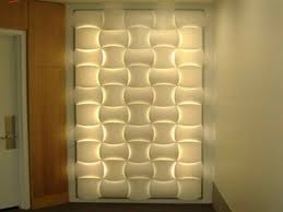 3d wall 12 3d wall panels with led lighting for evocative house walls