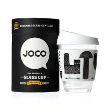 Creative Coffee Mugs 12oz Artist Series Joco Cups U2013 Glass Reusable Coffee Cups