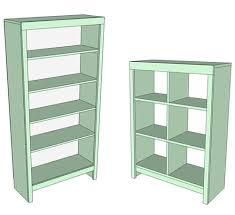 Pine Bookshelf Woodworking Plans by Bookcase Plans Easy To Build Bookcase Or Bookshelf For Beginners