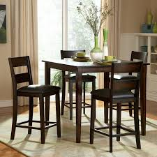 Cheap Black Kitchen Table - kitchen amazing high top table set cheap dining sets black