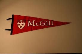 Triangle College Flags Mcgill University