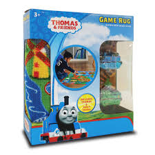 thomas u0026 friends interactive game rug with trains 31 5