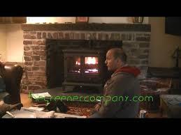 wood burning boiler stove u0026 fireplace installation youtube