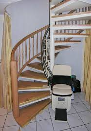 a chairlift for a spiral staircase www hiro de en stair lifts