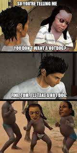 So You Re Telling Me Meme - tom hot dogs shenmue know your meme