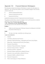 Financial Statement Workpaper Index Html In Wovynivugo Github Com