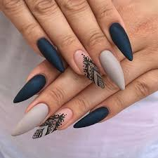 25 best rounded stiletto nails ideas on pinterest almond shape