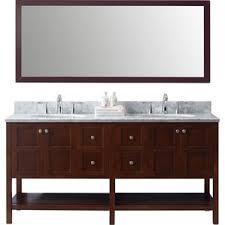 Bathroom Cabinets With Vanity Modern Bathroom Vanities U0026 Cabinets Allmodern