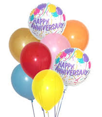 balloon delivery mn happy anniversary heart mylar balloon happy anniversary and products