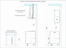 hauteur meuble haut cuisine hauteur meuble haut cuisine ikea frais dimensions meubles cuisine