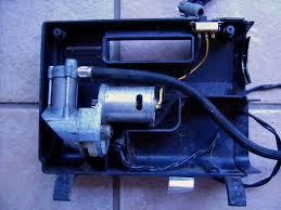 convert a tire inflator type air compressor into a vacuum pump 9