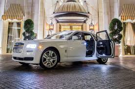 chrysler rolls royce white glove treatment learning to be a rolls royce chauffeur