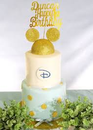 mickey mouse birthday kara s party ideas blue gold mickey mouse birthday party