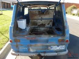 mazda car van f1000 bongo 500kg 1975 panel van manual 987 cc carb seats in vic
