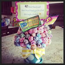 s birthday gift ideas best 25 sucker bouquet ideas on tootsie pops