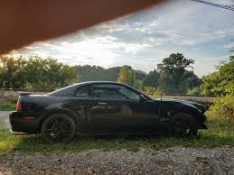 Black Mustang V6 4th Gen Black 2004 Ford Mustang V6 3 8l For Sale Mustangcarplace