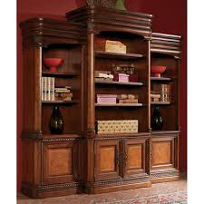 Barrister Bookcases With Glass Doors Bookcases Costco