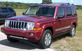 commander jeep 2010 chrysler recalls 469 000 jeep suvs the blade