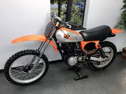 1970s motocross bikes bikes for sale