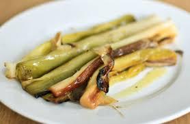cuisiner poireaux poele réglisse et plats salés un mariage osé réglisse