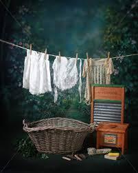 laundry basket digital backdrop layered background for