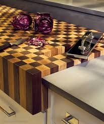 Cutting Board Kitchen Countertop - kitchen counter with a little extra fine homebuilding