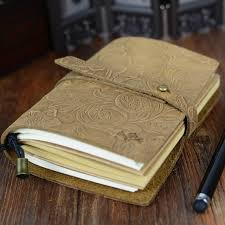 leather memory book 2017 new leather vintage business notebook diary memory book paper