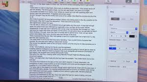 How To Count Words In Textedit In Mac Os X How To Check Word Count On Pages Mac