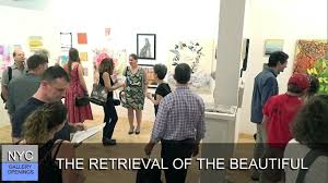 the painting center the retrieval of the beautiful
