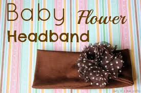 how to make baby headbands with flowers diy baby flower headband a tutorial diary of a mad crafter