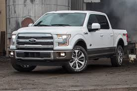 new ford truck ford f 150 beats out chevy colorado for north american truck of