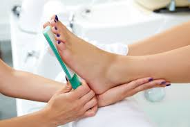 treat yourself to a pedicure at beeq spa signature club apartments
