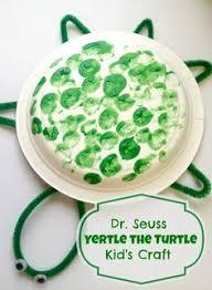yertle the turtle stacking turtles for dr seuss week seuss door
