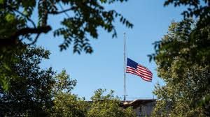 Why Are Flags At Half Mast In Florida Today Gov Snyder Calls For Flags To Be Lowered To Half Staff To