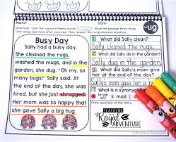 Reading Comprehension 3rd Grade Worksheets Free Worksheet Reading Passages Laurelmacy Worksheets For Elementary