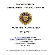 department of social services macon nc government