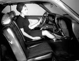 1969 Ford Mustang Interior Mustang