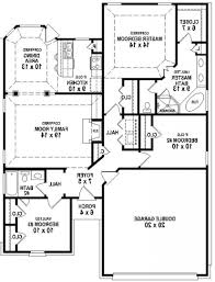 home design 2 bedroom house simple plan floor plans image inside